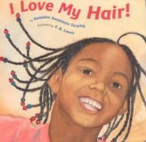 """great book for African american girls to read if they struggle with having not having """"straight"""" hair"""