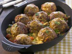 Gemüse-Hackfleisch-Curry | Zeit: 40 Min. | eatsmarter.de