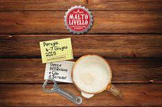 Malto Livello – Il Festival delle Birre di Qualità | Beerichina e Cibo di Strada 4/6 giugno Perugia