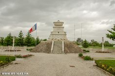 French military WW1 cemetery in Bitola - Macedonia 1912-1918