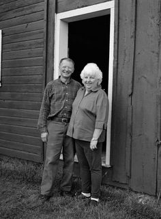 Jacques & Pauline Couture have been working their farm for four decades - read their story on our Virtual Farm Tour!