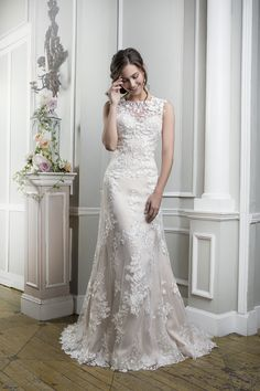 Justin Alexander Fall 2015 Bridal Collections