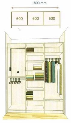 New Bedroom Wardrobe Layout Storage Ideas Wardrobe Design Bedroom, Wardrobe Cabinets, Bedroom Wardrobe, Wardrobe Closet, Built In Wardrobe, Entryway Closet, Bedroom Cupboard Designs, Bedroom Cupboards, Closet Layout