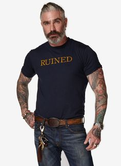 Sheehan & Co. Ruined T-Shirt