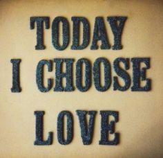 Love... Word.