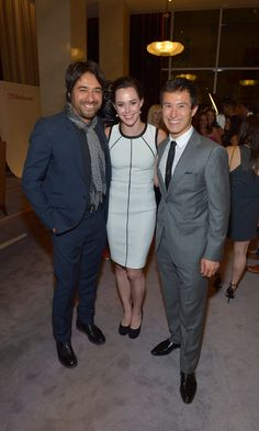 Hello! Hollywood TIFF party sizzles with Canada's finest
