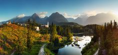 High Tatras by Tomas Sereda on High Tatras, Mountains, Nature, Travel, Cities, Naturaleza, Viajes, Destinations, Traveling