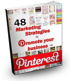 Free Download! Get the top 48 Pinterest marketing strategies to build your business on Pinterest. Training is broken down into beginner, intermediate & advanced strategies. #pinterestmarketingtips #pinterestforbusiness