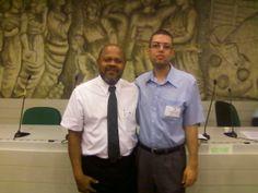 Meu amigo João Mendes de Jesus, Bispo da Igreja Universal e Vereador do Município do Rio de Janeiro pelo PRB.