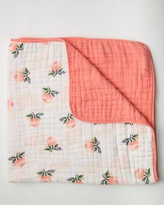 This site is full of absolutely stunning beautiful baby blankets and diaper bags! I love that they all have a used quality to them that feels like they have been loved forever. I'm sure this makes them very soft and comforting in addition to being gorgeous!