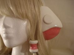 Cosplay 3D Chii Ears  Anime Chobits by LemonmadeCrafts on Etsy, $34.99
