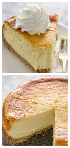 Extra Rich and Creamy Cheesecake is perfect for special occasions! Extra Rich and Creamy Cheesecake is perfect for special occasions!,Backen Extra Rich and Creamy Cheesecake Related posts:Why black is. Food Cakes, Cupcake Cakes, Cupcakes, Cake Recipes, Dessert Recipes, Salty Cake, Savoury Cake, Savoury Tart Recipes, Potato Recipes