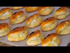 MAYA KULLANMADAN ÖYLE YUMUŞACIK OLDULAR Kİ ANLATAMAM😲KABARTMA TOZLU PUF POĞAÇALAR🔝 - YouTube Sicilian Recipes, Turkish Recipes, Sicilian Food, Cooking Risotto, Quirky Cooking, Pan Dulce, Artisan Bread, Bread Baking, Nutella