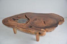 Slovensky-Italiano-English  Jedinečný konferenčná stolík, ktorý dokonale zachytáva kúzlo prírodného dreva. Nábytok je vyrobený z exotického dreva SUAR. Stolík je ošetrený a nafarbený... Wood, Table, Furniture, Home Decor, Madeira, Homemade Home Decor, Woodwind Instrument, Wood Planks, Mesas