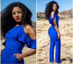 Jessica Nkosi for YDE