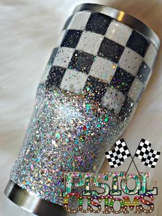 This type of photo is an obviously inspiring and perfect idea Vinyl Tumblers, Personalized Tumblers, Custom Tumblers, Racing Wallpaper, Glitter Cups, Glitter Tumblers, Tumbler Cups, Mom Tumbler, Cute Cups