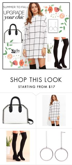"""SheIn IX/3"" by soofficial87 ❤ liked on Polyvore featuring STELLA McCARTNEY"