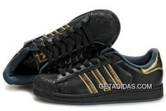 new style c8939 44efd Mens Lifestyle Dropshipping High-quality Materials Adidas Superstar II UK  Black Gold Shoes TopDeals, Price   75.79 - Adidas Shoes,Adidas  Nmd,Superstar, ...