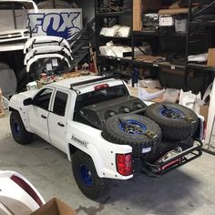 Full conversions from an every day truck to a specialize baja or work truck