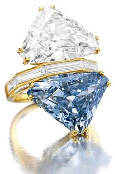 Fanby Vivid Blue 10.95cts by Bvlgari