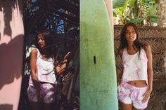 Mulholland Life- beachwear brand inspired by nature & travel Woman Beach, Surf Girls, Beachwear For Women, Yoga Wear, Late Summer, Cotton Shorts, Summer Collection, Sri Lanka, Poland