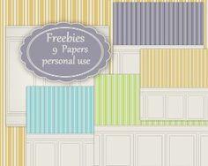 Material für digitales Bilder basteln!: Freebies - Kits