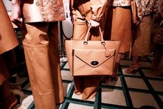 The new Mulberry Willow Tote in Biscuit Brown