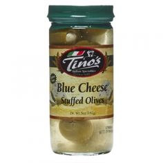 Tino's Blue Cheese Stuffed Olives - 5 Oz. - Mills Fleet Farm