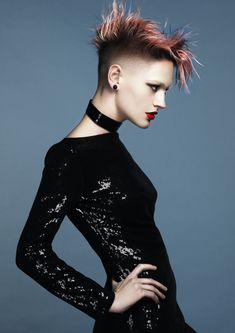 This Shot saw Creative Director and Salon Owner Michael Piastrino take out the 2017 AHFA Victorian Hairdresser of the Year