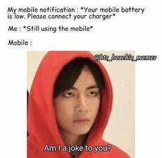 Bts Memes Hilarious, Some Funny Jokes, Bts Funny Videos, Funny Facts, Bts Quotes, Jokes Quotes, Fun Qoutes, K Pop, Hoseok
