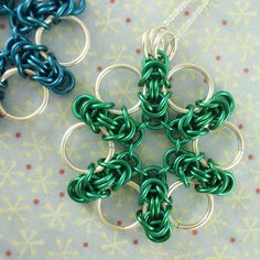 flower of life chainmail pattern - Google Search