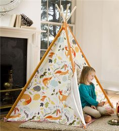 Main image for Forest Friends 4-Pole Teepee