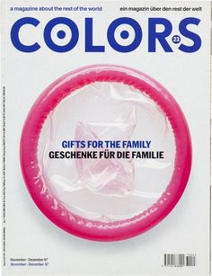Colors Magazine - Gifts for the family