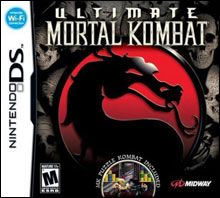 Ultimate Mortal Kombat combines the visceral thrills of Ultimate Mortal Kombat 3 and the addictive puzzle action of the Puzzle Kombat component of Mortal Kombat Deception in a single DS-friendly package. With new record-keeping capability, and multiplayer Nintendo Wi-Fi Connection, players will be able take UMK anywhere for fighting action on the go.