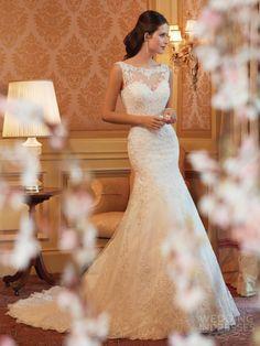 Sophia Tolli Spring 2014 Wedding Dresses Colletion
