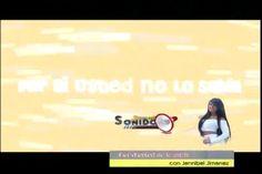Jennibel Jimenez nos dice lo que no sabemos de los más famosos en Buscando Sonido con Robert Sanchez