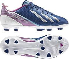Adidas F30TRX FG Chaussures Enfant Chaussures de football Came, modèle 2013, F30 TRX FG, dark blue/vivid pink/running white, 36 EU - Chaussures adidas (*Partner-Link)