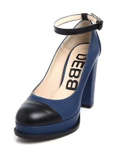 Debb two toned shoes
