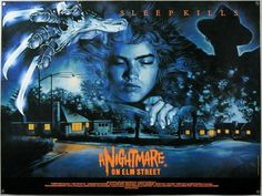 A Nightmare On Elm St, my all time favorite