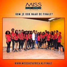 Kom je ook naar de finale? Bestel nu alvast je ticket  http://www.misseastafrica.nl/finale  We would love to see you their ! #eastafrica #misseastafrica