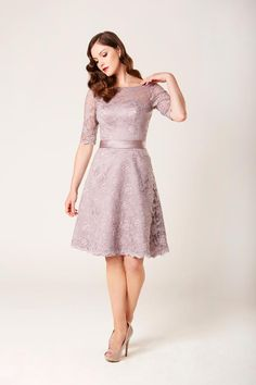 Outstanding quality, over 75 colours and an unrivalled fit – just three reasons why we love the new Ebony Rose bridesmaid dresses for 2014…