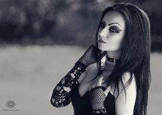 Model & MUA: Darya Goncharova Photo: Mario... - Gothic and Amazing
