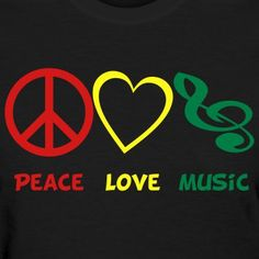 Peace Love Music Images Hd