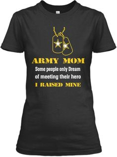 Are you a proud Army Mom?