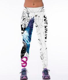 2016 Sexy Femmes Workout Leggings Pour Les Joggeurs Remise En Forme legging taille haute Élastique Gymnase leggins entraînement Jegging leggings dans Leggings de Femmes de Vêtements et Accessoires sur AliExpress.com   Alibaba Group