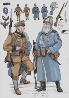 Recruits by TugoDoomER