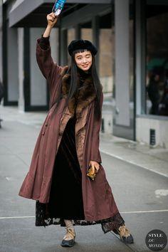 Japan Fashion, Boho Fashion, Winter Fashion, Street Fashion, Street Style 2017, Street Look, Dakota Johnson Street Style, Beautiful Outfits, Cute Outfits
