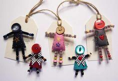 Cute Angel Crafts, Heart Crafts, Button Art, Button Crafts, Wire Jewelry, Jewelry Crafts, Unique Jewelry, Accessoires Mini, Art O Mat