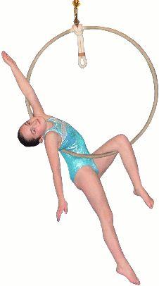 Sirkusakrobatiaa