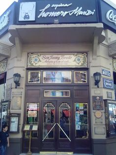 Bar Notable, Buenos Aires, Argentina